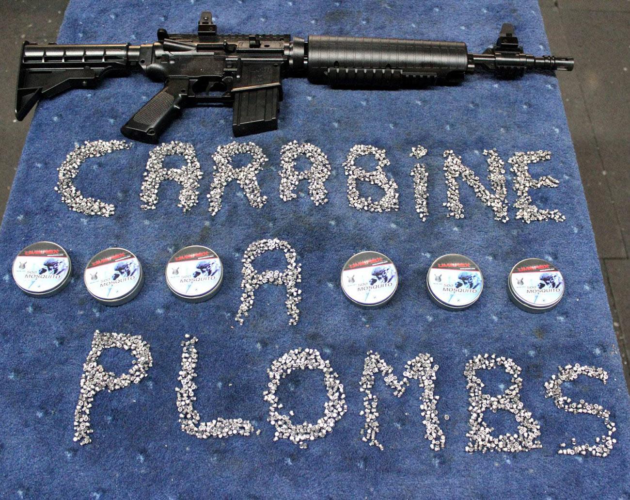 22 LR - Munitions balle carabines - Munitions - L