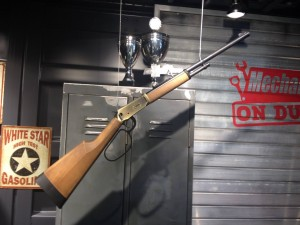 walther lever action duke
