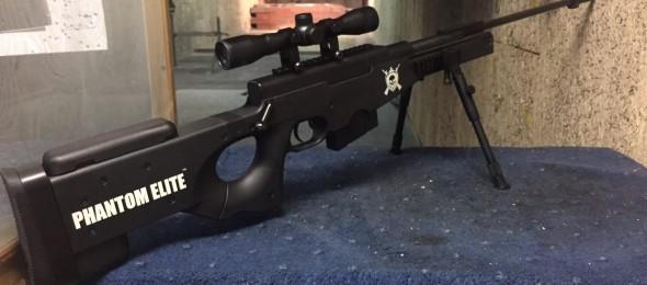 carabine à plomb Phantom Elite