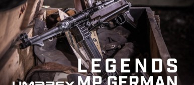 mp 40 German Umarex