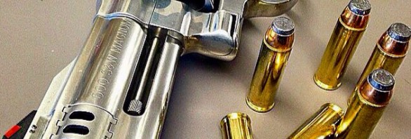 revolver smith wesson 500