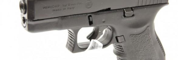 Pistolet à blanc Mini Gap